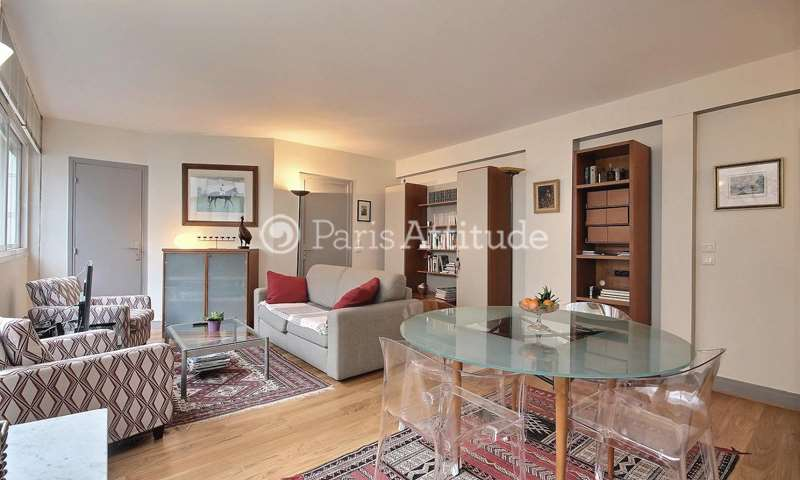 Rent Apartment 1 Bedroom 55m² rue de la Verrerie, 75004 Paris