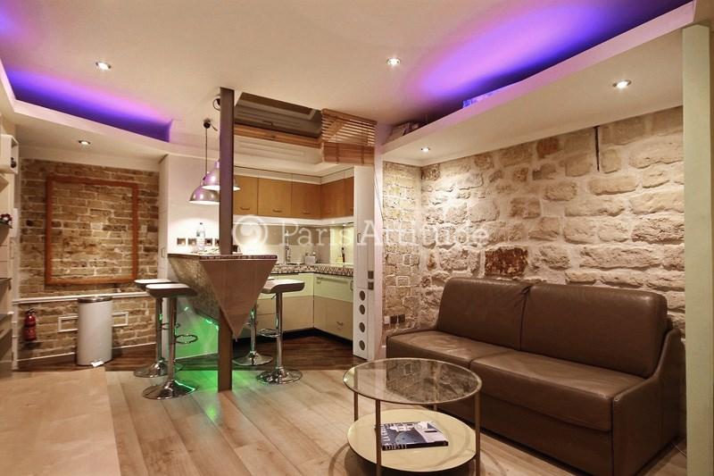 Location Appartement 1 Chambre 36m² rue Arthur Groussier, 75010 Paris