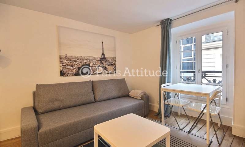 Rent Apartment Studio 20m² rue du Croissant, 2 Paris