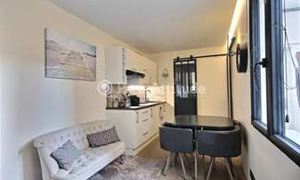 Rent Duplex 1 Bedroom 28m² rue Tholoze, 18 Paris
