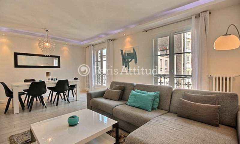 Rent Apartment 1 Bedroom 49m² rue de la Cavalerie, 15 Paris