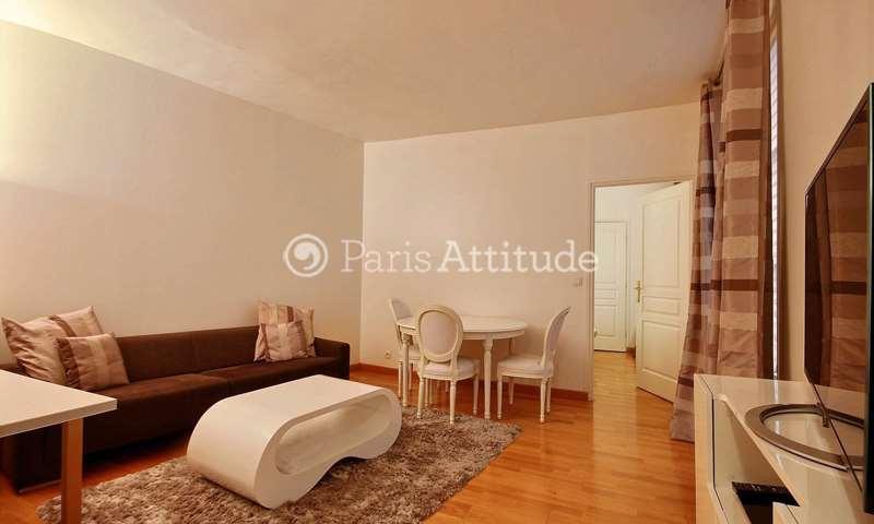 Rent Apartment 1 Bedroom 42m² rue de Ponthieu, 8 Paris