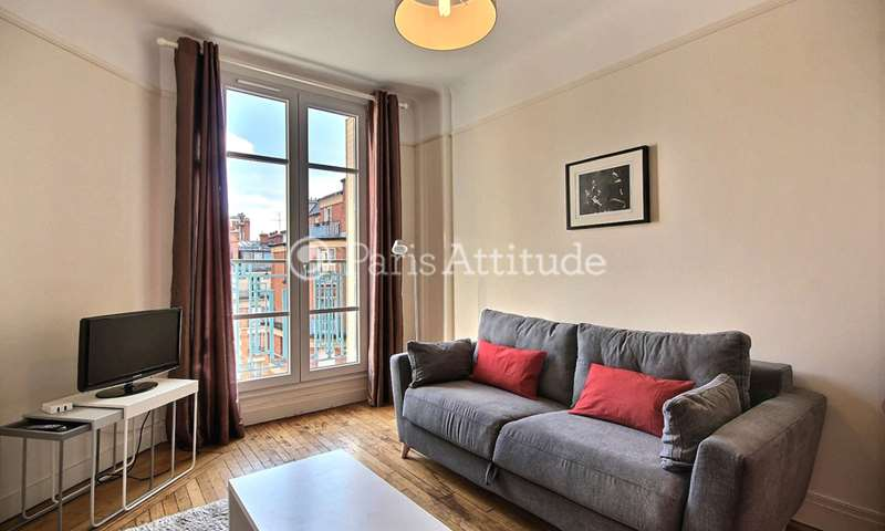 Rent Apartment 1 Bedroom 42m² rue Edmond Roger, 15 Paris