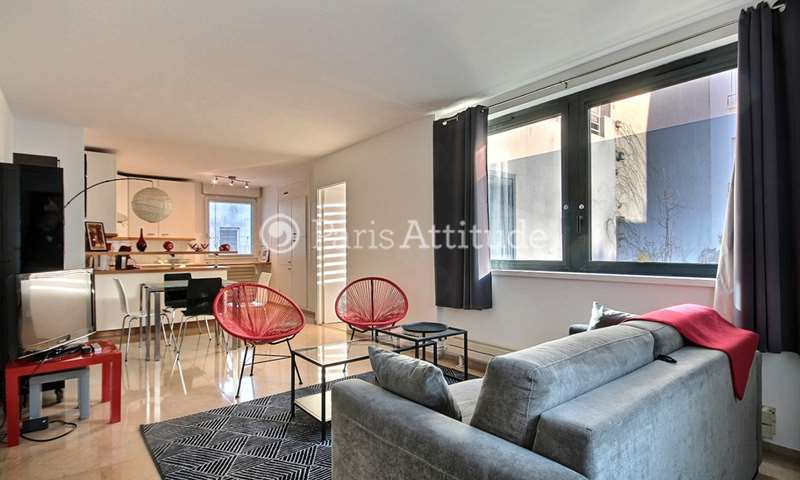 Rent Apartment 1 Bedroom 64m² rue de Tocqueville, 17 Paris