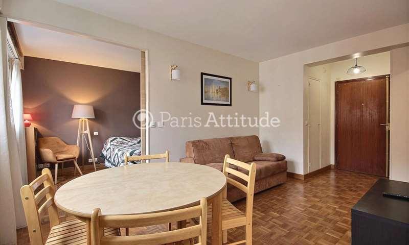 Rent Apartment 1 Bedroom 35m² rue de l Amiral Mouchez, 14 Paris
