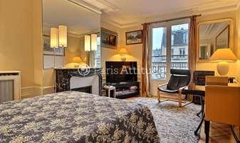 Rent Apartment Studio 40m² rue Linne, 5 Paris