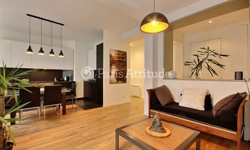 Rent Apartment 2 Bedrooms 70m² rue Reaumur, 3 Paris