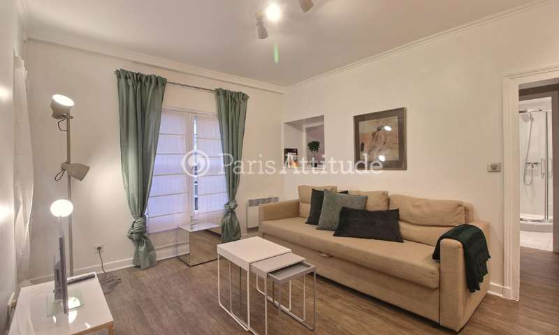 Rent Apartment 1 Bedroom 36m² rue de Rivoli, 75001 Paris
