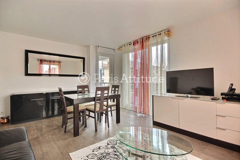 Aluguel Apartamento mobiliado 2 quartos 58m² rue du ménil, 92600 Asnières-sur-Seine