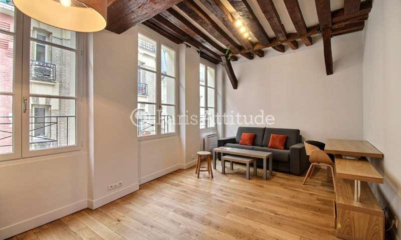 Rent Apartment 1 Bedroom 40m² rue Galande, 75005 Paris