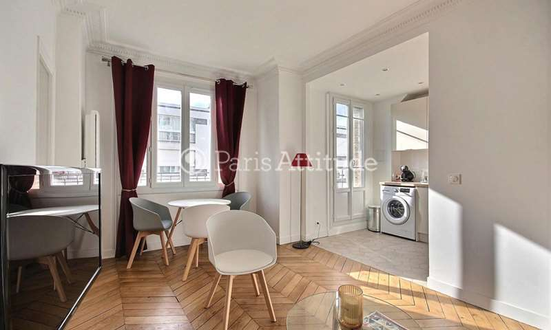 Location Appartement 1 Chambre 42m² rue de la Procession, 15 Paris