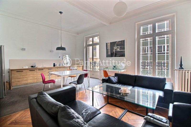 Rent Apartment 2 Bedroom 115m² rue de La Baume, 75008 Paris