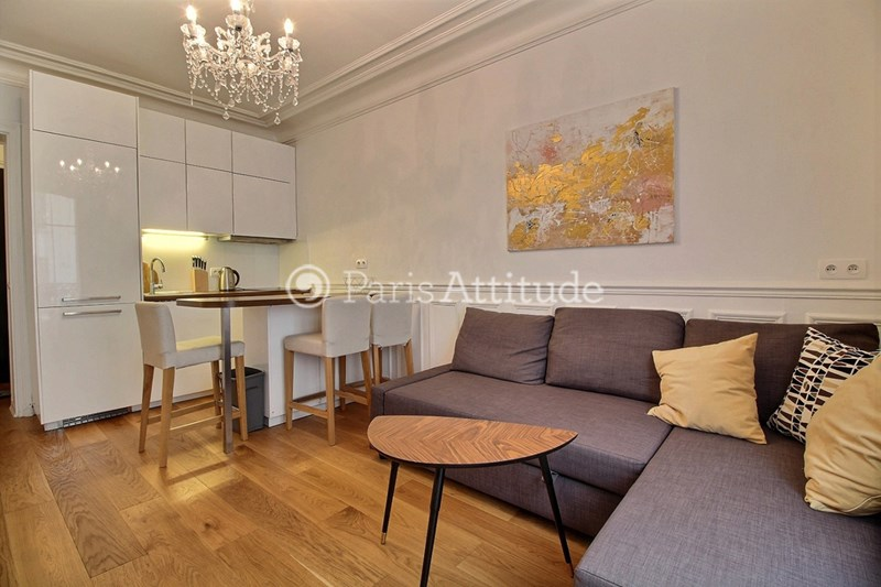 Location Appartement 1 Chambre 34m² rue du Faubourg Du Temple, 75011 Paris