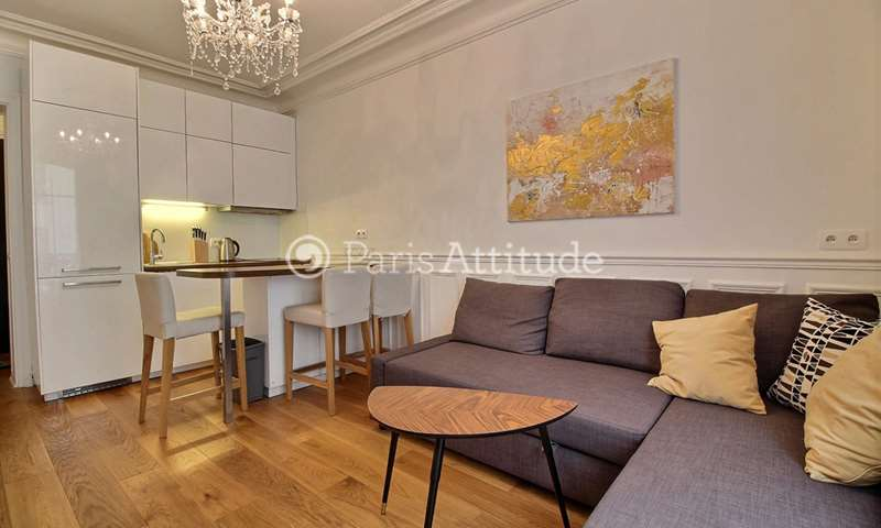 Rent Apartment 1 Bedroom 34m² rue du Faubourg Du Temple, 75011 Paris