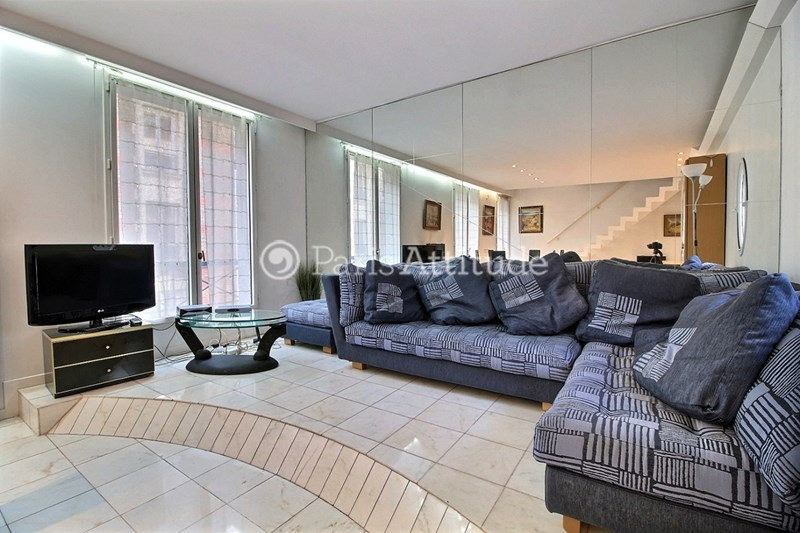 Location Duplex 2 Chambres 93m² rue Lauriston, 75016 Paris