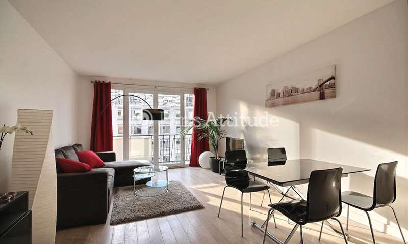 Location Appartement 1 Chambre 50m² avenue de Choisy, 13 Paris