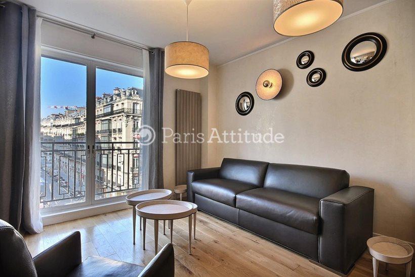 Rent furnished Apartment 1 Bedroom 48m² avenue Montaigne, 75008 Paris
