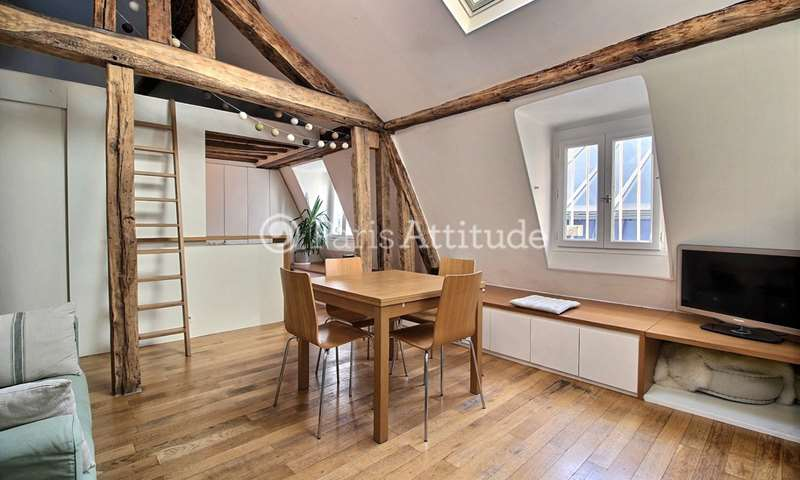 Rent Apartment 2 Bedroom 58m² passage Choiseul, 75002 Paris