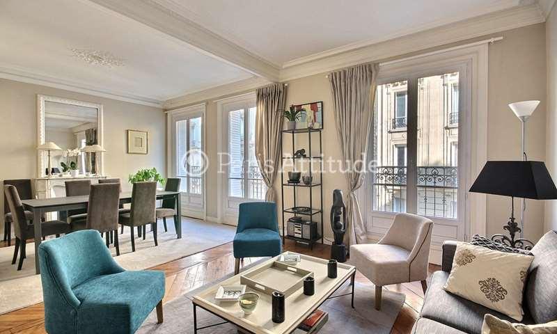 Rent Apartment 2 Bedrooms 80m² rue Ruhmkorff, 17 Paris