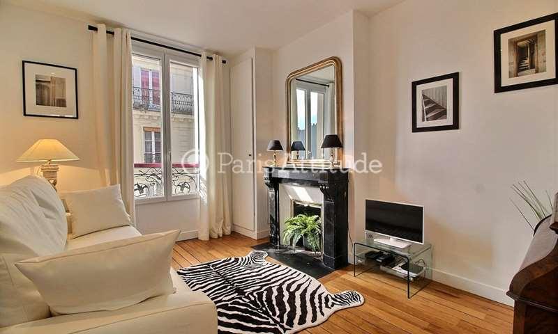 Aluguel Apartamento Quitinete 23m² rue des Trois Freres, 75018 Paris