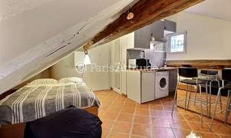 Aluguel Apartamento Quitinete 16m² rue Madame, 6 Paris