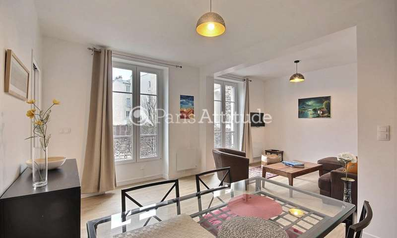 Rent Apartment 1 Bedroom 42m² rue de la Forge Royale, 11 Paris