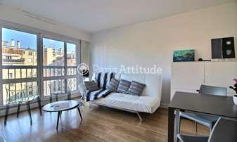 Rent Apartment 1 Bedroom 38m² rue de l Abbe Groult, 15 Paris