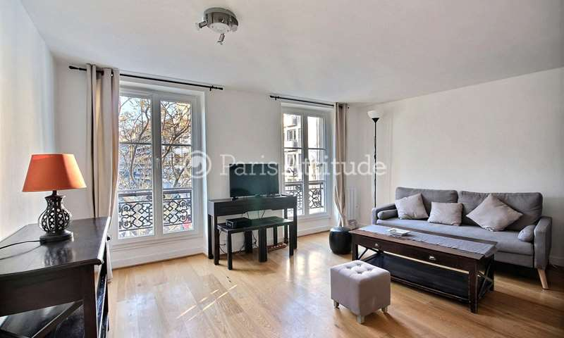 Rent Apartment 2 Bedroom 54m² rue du Faubourg Saint Honore, 75008 Paris