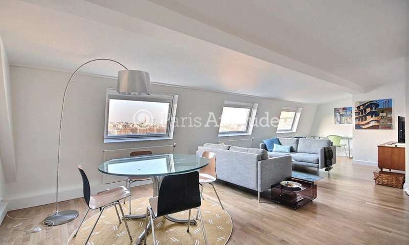 Location Appartement 2 Chambres 66m² avenue Franco Russe, 7 Paris