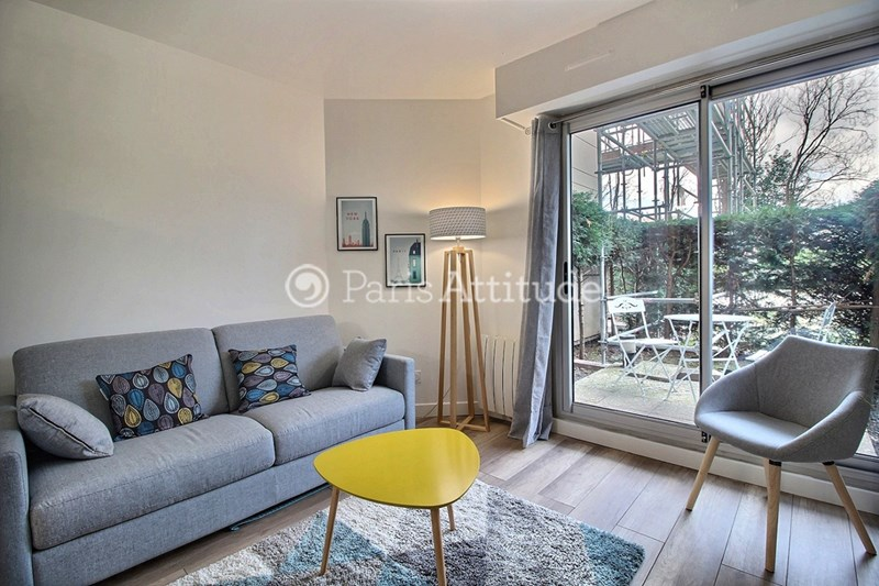 Rent Apartment Studio 27m² rue Vaugelas, 75015 Paris