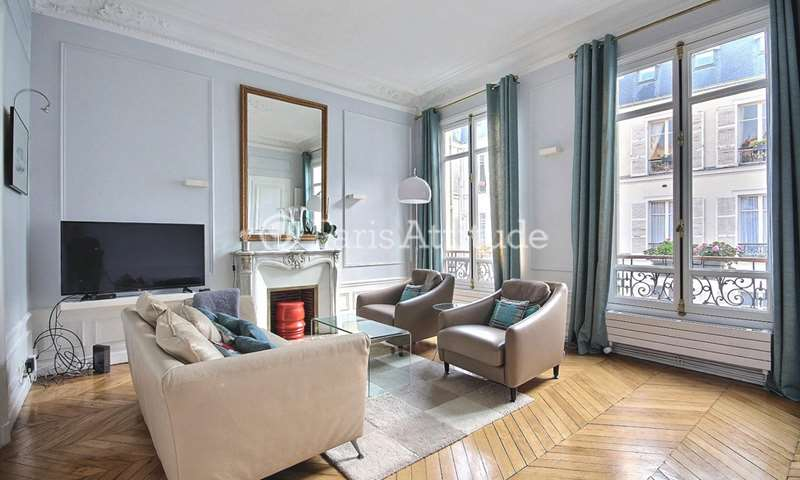Rent Apartment 2 Bedrooms 83m² rue d Amsterdam, 75008 Paris