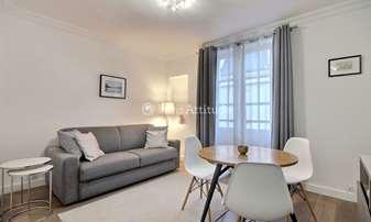 Rent Apartment Studio 24m² rue des Francs Bourgeois, 3 Paris