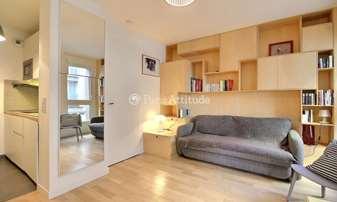 Location Appartement Studio 25m² rue de Pouy, 13 Paris