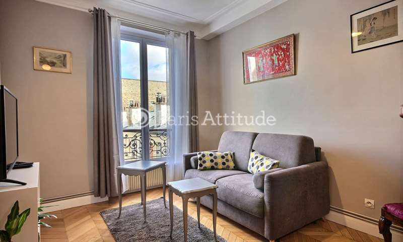 Rent Apartment 1 Bedroom 31m² avenue Charles de Gaulle, 92200 Neuilly sur Seine