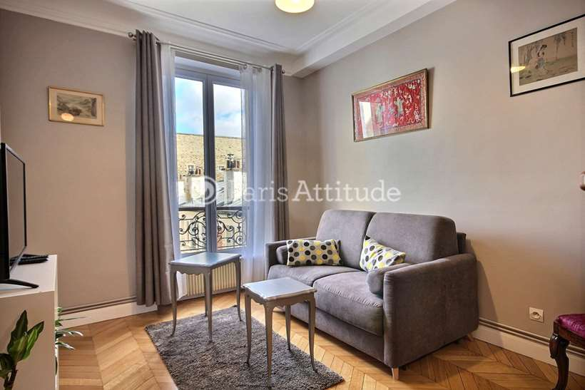 Rent furnished Apartment 1 Bedroom 31m² avenue Charles de Gaulle, 92200 Neuilly sur Seine