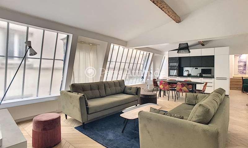 Rent Apartment 2 Bedrooms 88m² rue du Faubourg Saint Antoine, 11 Paris