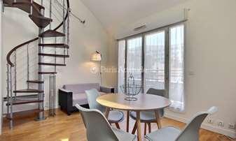 Rent Apartment 1 Bedroom 35m² rue Paul Fort, 14 Paris