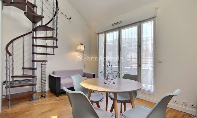 Rent Apartment 1 Bedroom 35m² rue Paul Fort, 75014 Paris