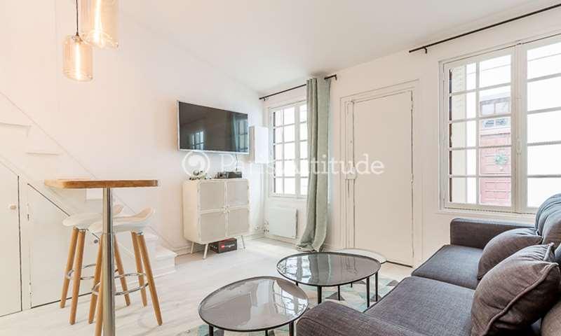 Rent Apartment Studio 17m² Rue Madeleine Michelis, 92200 Neuilly sur Seine