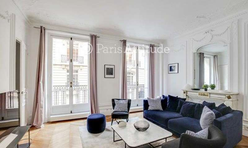 Rent Apartment 3 Bedroom 135m² rue Georges Ville, 75016 Paris