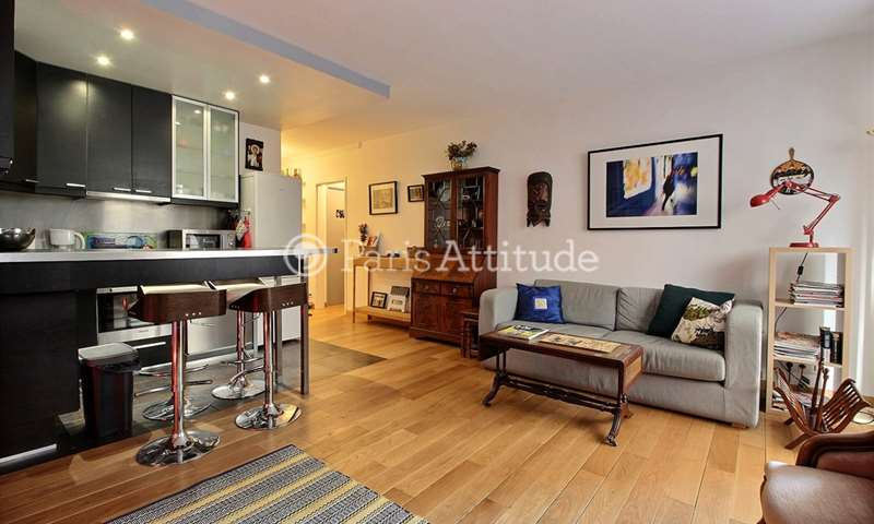 Rent Apartment 1 Bedroom 50m² rue Servan, 11 Paris