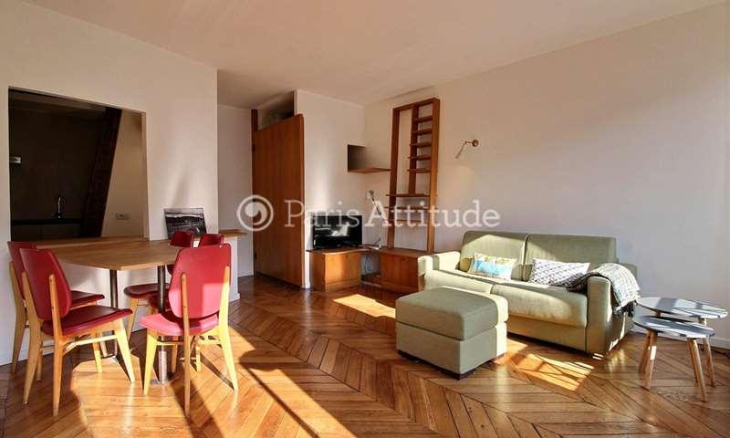 Location Appartement 1 Chambre 47m² boulevard Saint Germain, 75006 Paris