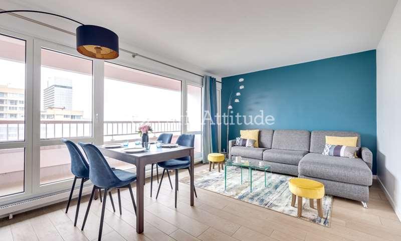 Rent Apartment 3 Bedrooms 77m² Rue Salvador Allende, 92000 Nanterre