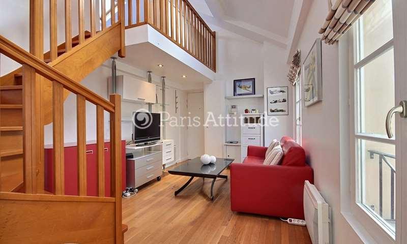 Rent Apartment 1 Bedroom 30m² rue de Ponthieu, 8 Paris