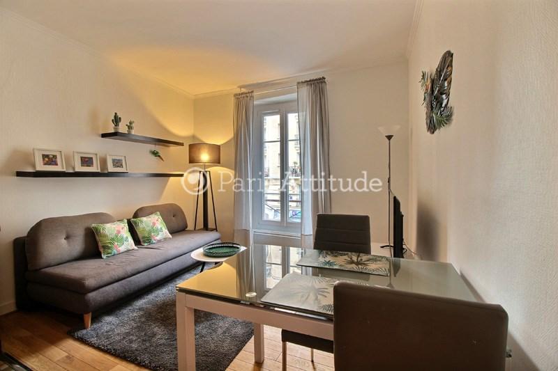 Rent Apartment 1 Bedroom 32m² rue de Vaugirard, 75015 Paris