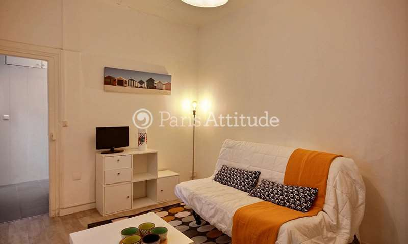 Rent Apartment Studio 19m² rue Mademoiselle, 15 Paris