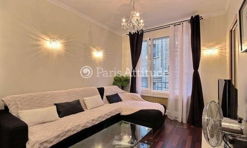 Location Appartement 2 Chambres 50m² rue de Navarre, 5 Paris