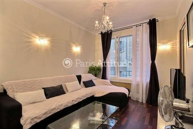 Louer Appartement meublé 2 Chambres 50m² rue de Navarre, 75005 Paris