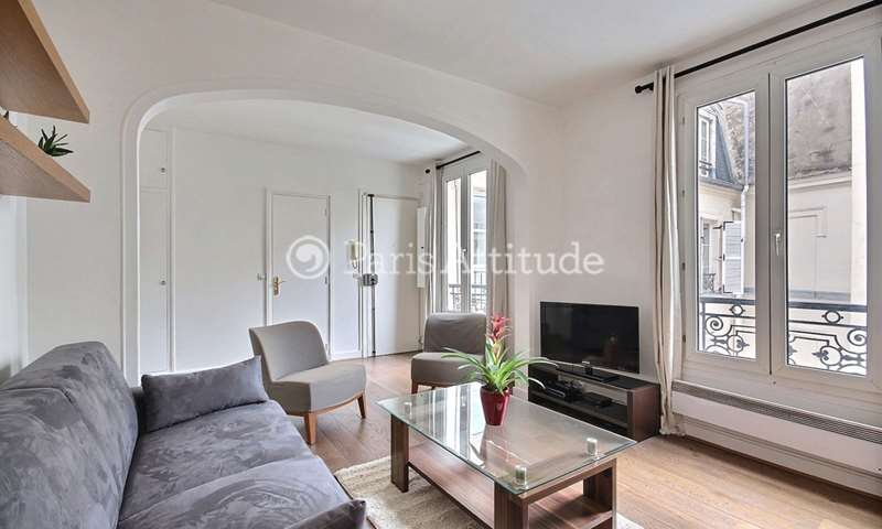 Rent Apartment 1 Bedroom 35m² Rue Madeleine Michelis, 92200 Neuilly sur Seine