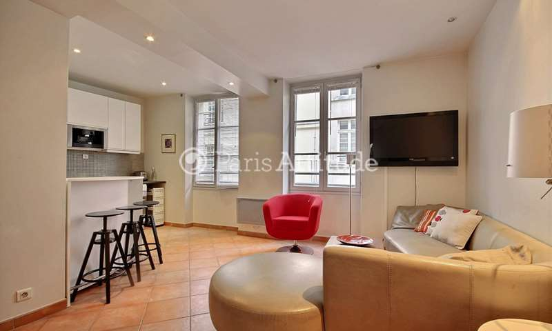 Rent Apartment 1 Bedroom 41m² rue de Braque, 3 Paris